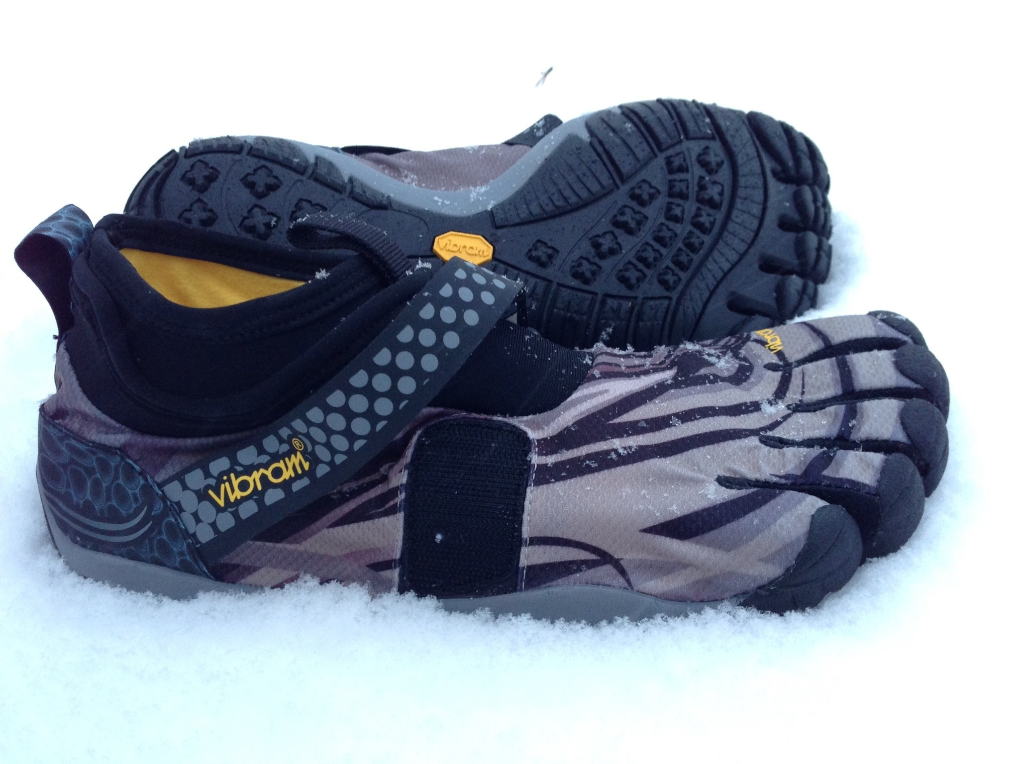 Snow Proof Running Shoes