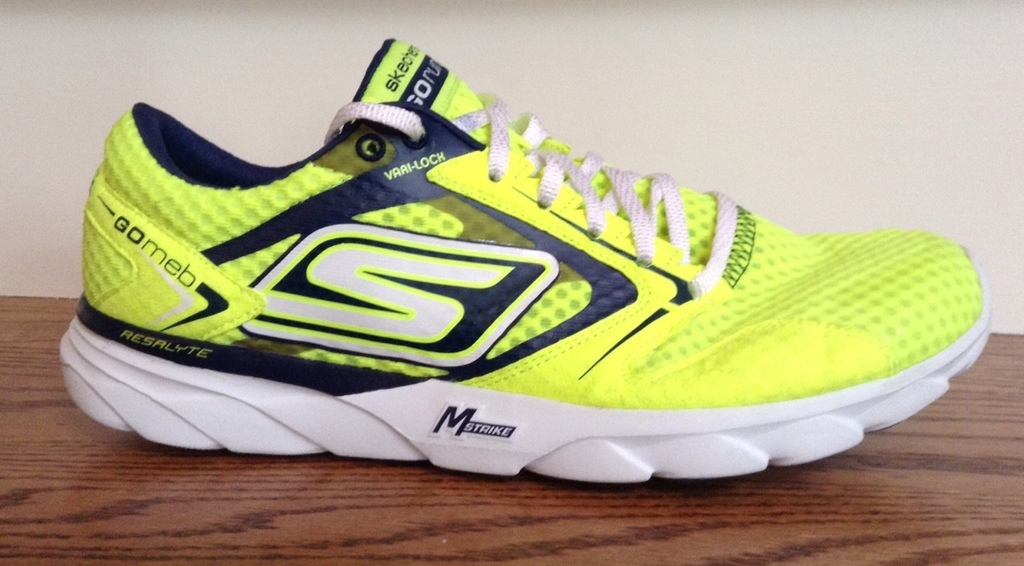Shoe Review: Skechers GOrun Meb Speed