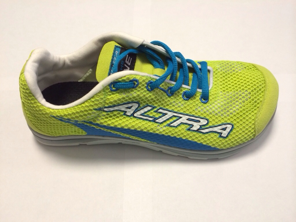 Altra Zero Drop Running Shoes Shoe Review The One Dr Nicks