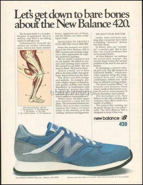The Best Running Shoe Ads From The Quot Best Quot Shoe Companies