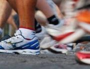 akron podiatrist running shoes
