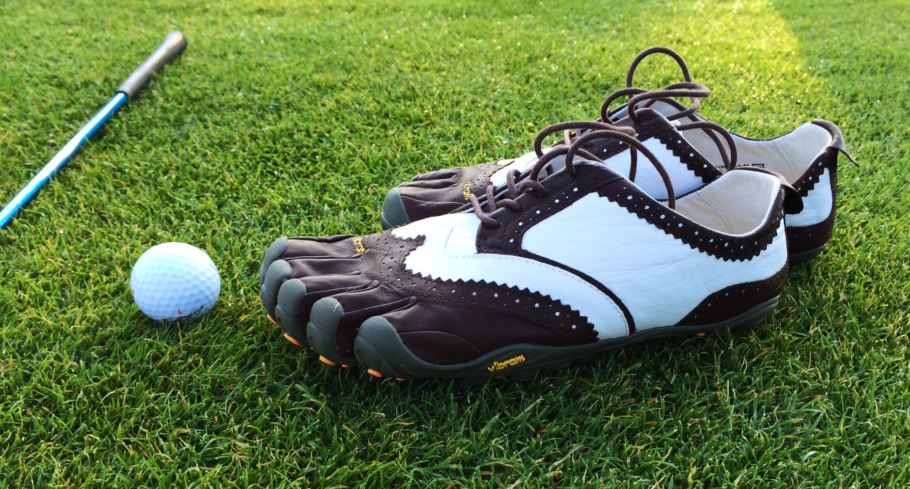 Vibram Five Fingers Golf Shoes