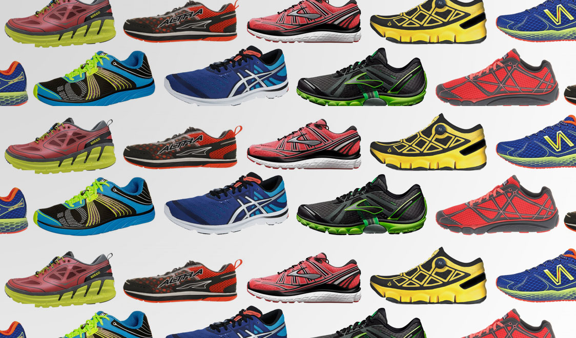 Choosing a Running Shoe - Dr. Nick's Running Blog