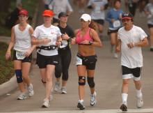 running_knee