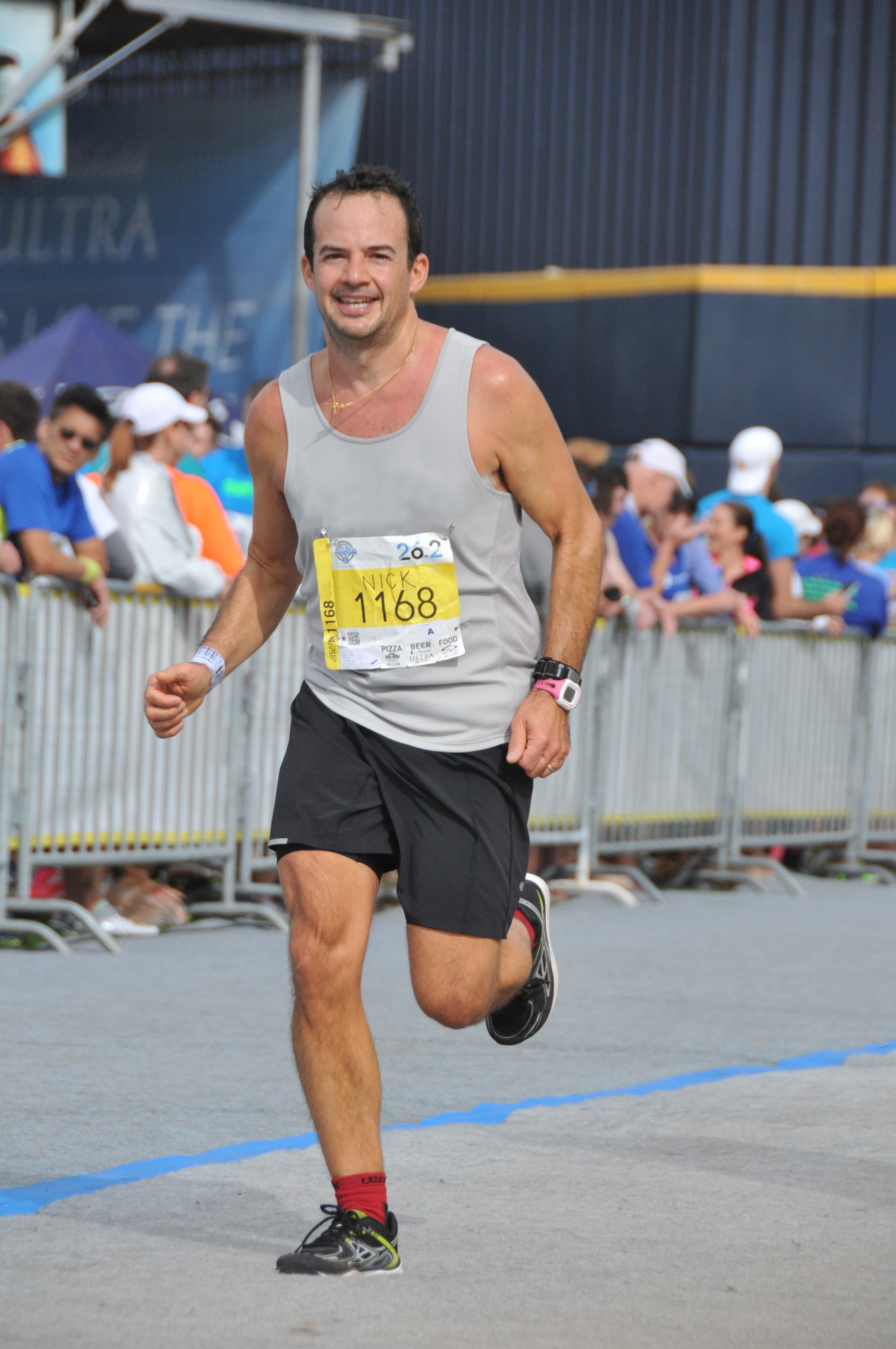 Akron Marathon Campitell