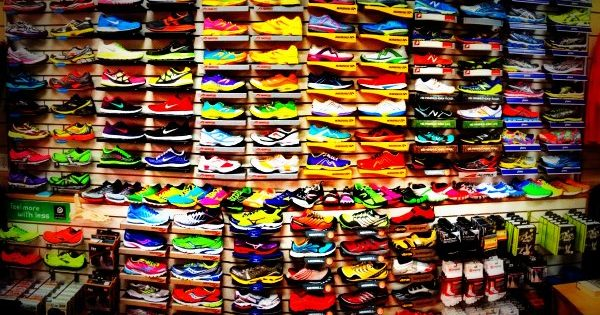 Running Shoes Campitelli